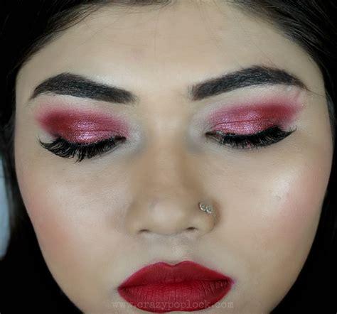 Eyeshadow Pac pac eyeshadow review swatch tutorial crazypoplock crazypoplock