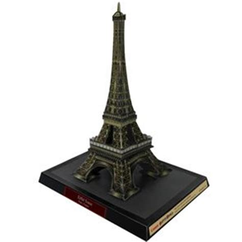 Eiffel Tower Papercraft - free to print 3d paper model of the eiffel tower