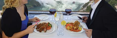 Summit Suite Buffet Dining Room Reviews Niagara Falls Dining Reserve A Table At Skylon Tower
