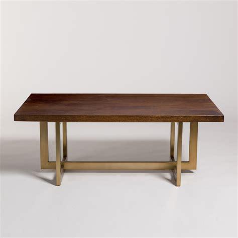 Manhattan Coffee Table Manhattan Coffee Table Alder Tweed Furniture