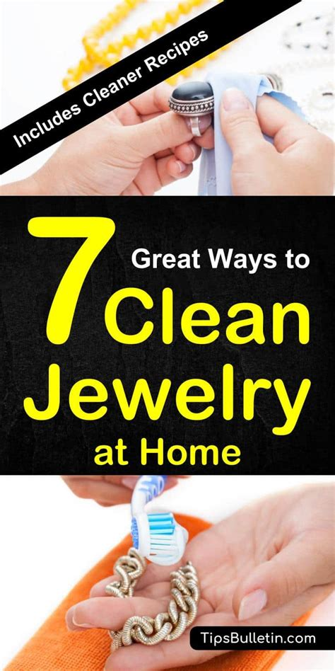 how to make jewelry cleaner at home best jewelry cleaner for diamonds and gold style guru