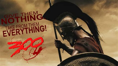 film quotes from 300 brent jansma s blogspot 5 300 movie quote wallpapers