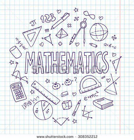 imagenes de matematicas en ingles portada para libreta de matem 225 ticas apuntes pinterest