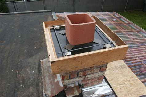 Chimney Mortar Cap Repair - chimney brick repair chimney restoration 30 years