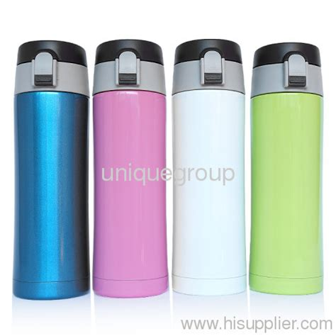 tumbler for hot and cold drinks vacuum stainless steel flask thermos coffee drink travel