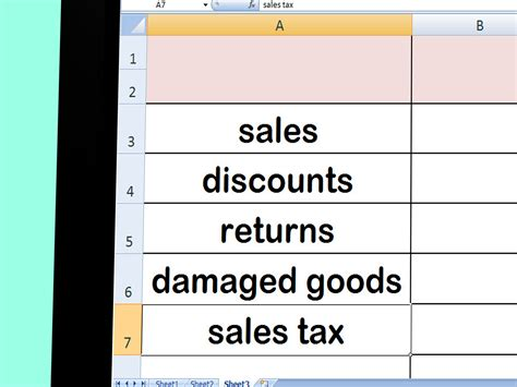 How To Find Sales How To Calculate Net Sales 9 Steps Wikihow