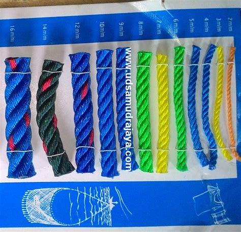 Jual Teflon Murah Di Surabaya jual tali rope harga murah di surabaya ud samudra jaya