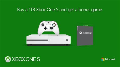 Xbox One S 1tb New Free Fullgames Bisa Pilih get a free when you purchase a new 1tb xbox one s xbox wire