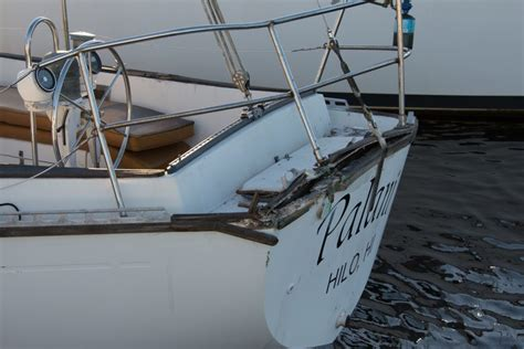 boat hull to deck joint hull deck joint repair cruisers sailing forums