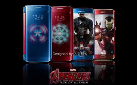 Samsung S6 Marvel This Marvel Themed Limited Edition Samsung Galaxy