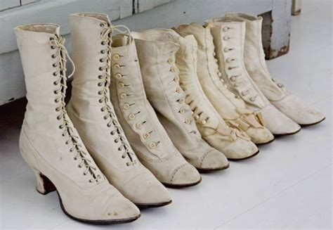vintage lace up boots vintage clothing shoes hats bags
