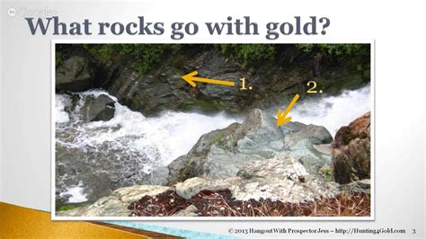 How To Find Of You Rocks Gold How Rocks Tell You Where To Find Gold