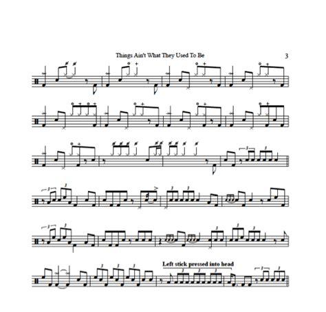 modern rudimental swing solos alan dawson part 2 rudimental innovations drummer s