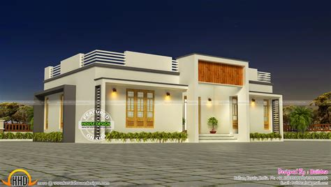 home design free free plan of contemporary home keralahousedesigns