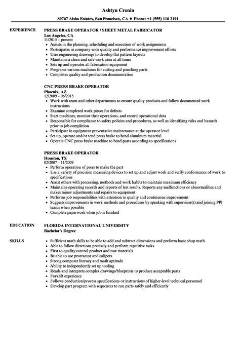 7 computer operator resume sample sampleresumeformats234