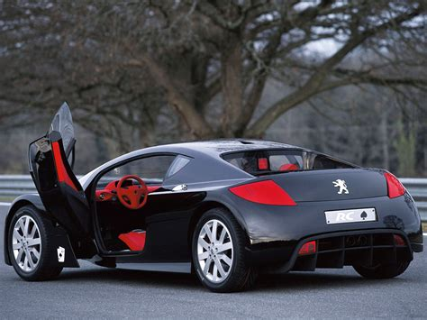 mobil peugeot rc concept  car accident lawyers info