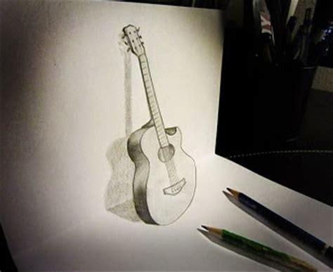 membuat gambar 3d pensil contoh lukisan 3d mengunakan pensil belajar bersama jesica