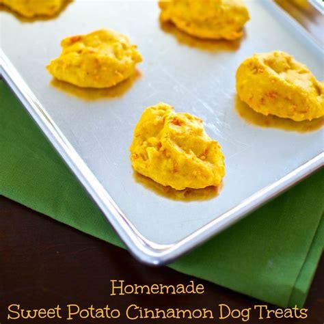 is cinnamon ok for dogs sweet potato cinnamon treats