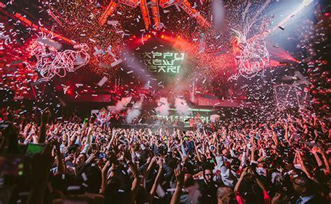 hakkasan new year hakkasan nightclub celebrates the new year with top tier