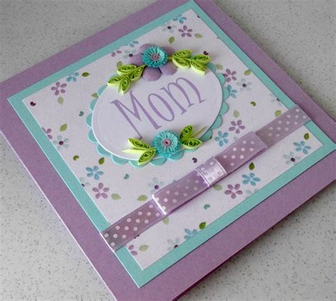 Birthday Handmade - paper cards happy birthday