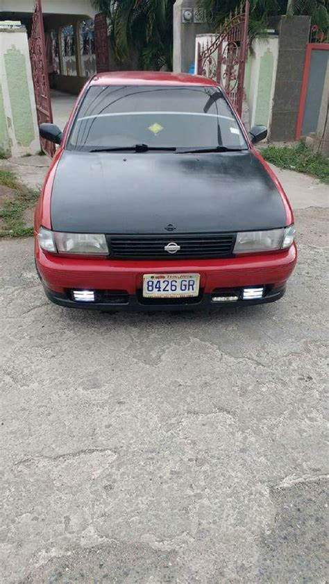 nissan sunny 1990 interior 1990 nissan sunny b13 for sale in kingston st andrew