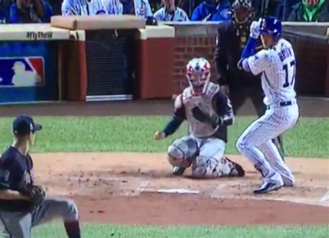 finally kris bryant destroys ties with a home run