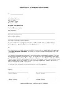 30 day rental notice template 30 day notice to vacate letter to tenant template