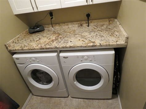 washer and dryer topper granite quartz countertops other metro by vi granite