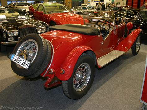 alfa romeo 6c 1500 sports two seater high resolution image