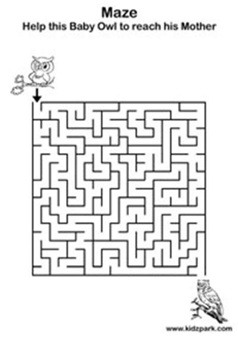 printable mazes first grade maze worksheets printable worksheets educational