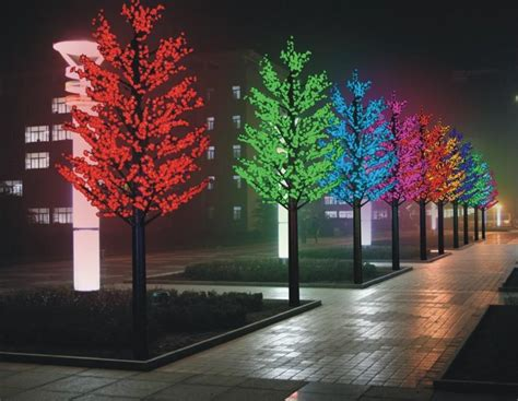 china 1500 pcs led maple tree light 1 china led tree