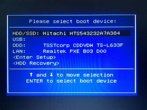 will not boot toshiba satellite l775 status 0xc00000e9 error tech support