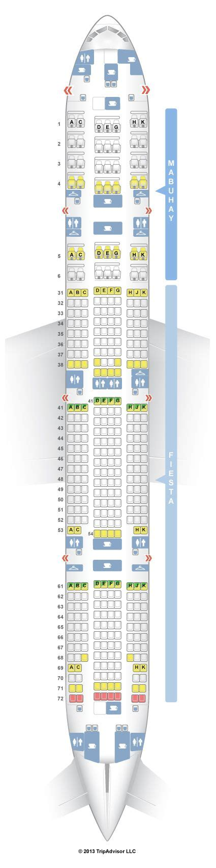 seating chart boeing 777 1000 ideas about boeing 777 300 seating on