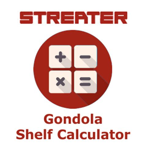 Shelf Calculator by Streater Shelving Calculator Midwest Retail Services