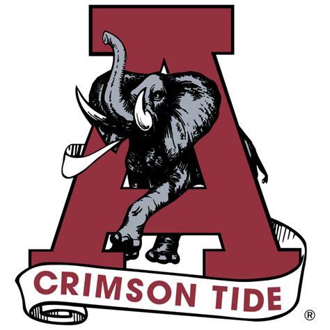 alabama crimson tide logo home decor football sports wall alabama crimson tide logos download