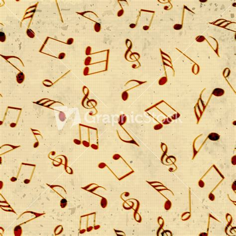 seamless pattern music abstract seamless pattern with music notes