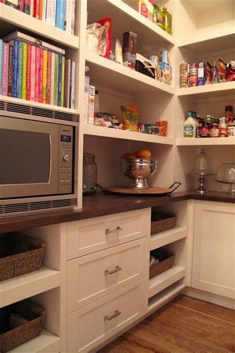 Microwave In Pantry by Microwave In Pantry Home