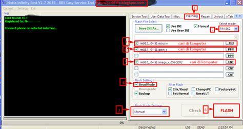 tutorial flash nokia dengan best cara flash nokia asha 205 rm 862 tanpa box flashing tutorial