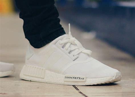 Up To 50 Sepatu Sneakers Adidas Nmd Bnib Termurah adidas nmd r1 pk blanc
