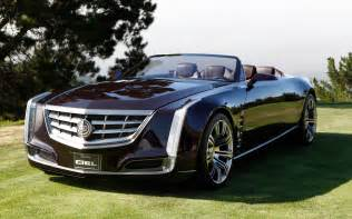 Concept Cadillac Ciel Cadillac Ciel Concept Left Front Photo 13