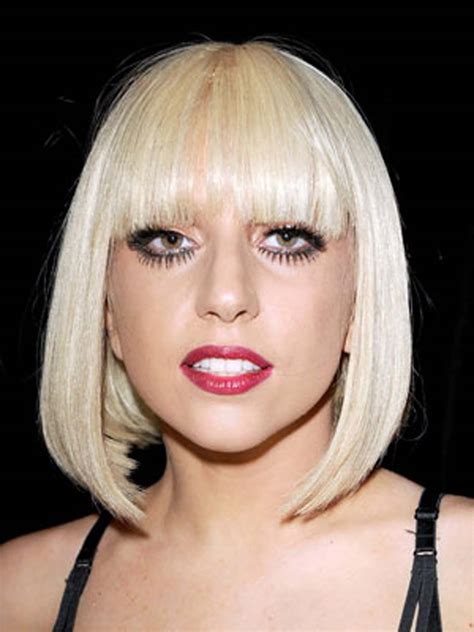 lady haircut styles 10 lovely lady gaga hairstyles