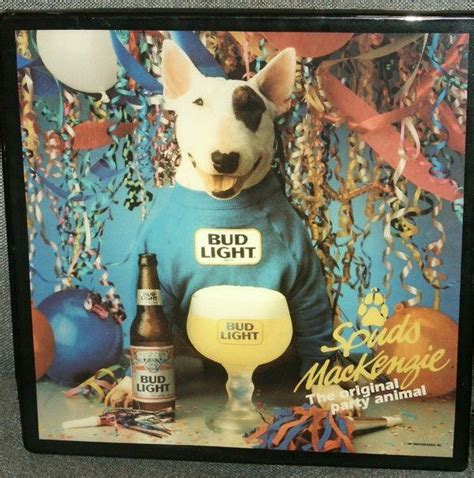what of was spuds mackenzie