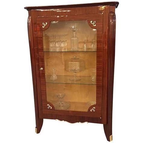 deco vitrine display cabinet for sale at 1stdibs