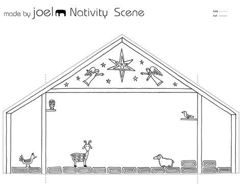 templates for nativity scene search results for nativity scene characters blank