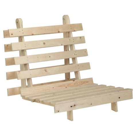 single pine futon buy helsinki single pine futon frame only natural from