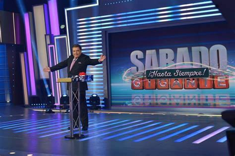 don francisco sabado gigante show don francisco says adios to s 225 bado gigante after 53
