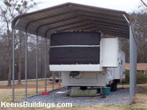 rv carport prices 18 x 31 rv metal carport steel
