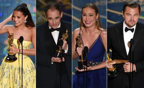 academy awards best picture winners oscars 2016 complete list of winners ny daily news