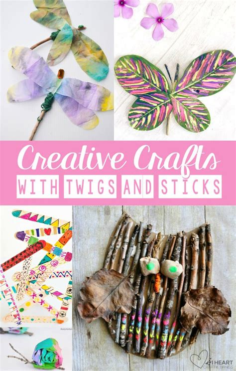 creative crafts for creative crafts with sticks and twigs easy peasy and