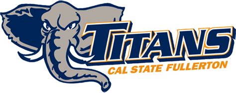 Csu Fullerton Mba Admission Requirements by Cal State Fullerton Logo 1 Ncaa Nfl Logos